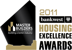 MBA Bankwest Housing Excellence Awards 2011 – South West