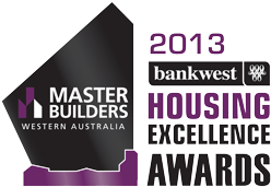 MBA Bankwest Housing Excellence Awards 2013