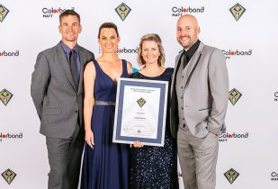 2018 HIA COLORBOND steel Matt Perth Housing Awards